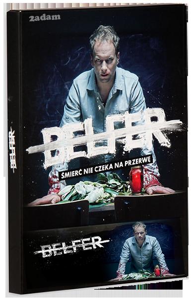 Belfer / HD/H.264 TS / Sezon 1 / PL