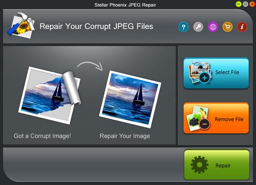 Stellar Phoenix JPEG Repair 4.5 + Portable