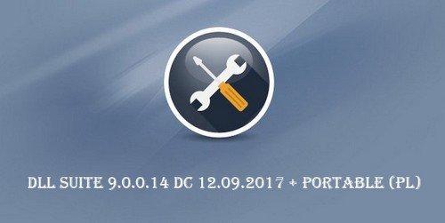 DLL Suite 9.0.0.14 DC 12.09.2017 + Portable (PL)