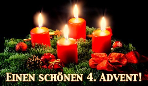 Wünsche Dir Einen Schönen 4 Advent