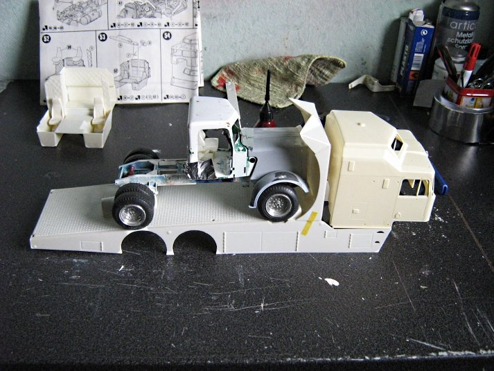 K-100 Long Cab Racetransporter Vwhurhh9ihf