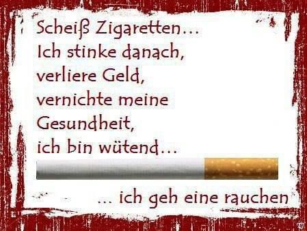 rauchen klasse 8